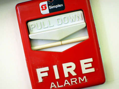 Fire alarm installations in York
